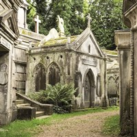 The Mourning Tour - Highgate Cemetery