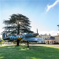 Bentley Priory Museum with afternoon Tea