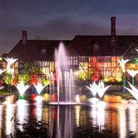 Christmas Glow at RHS Wisley