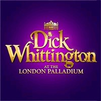 Dick Whittington at the Palladium