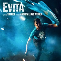 Evita at the Barbican Theatre WC