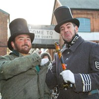 Victorian Christmas at Gloucester Quays WC