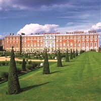 Hampton Court Palace and Lunch