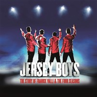 Jersey Boys @ Marlowe Theatre Canterbury WC
