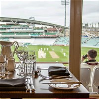 Kia Oval Tour, Cricket & Tea