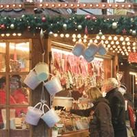 Southampton Christmas Festival & Shopping