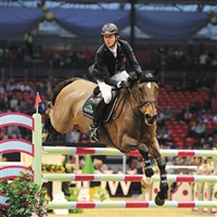 International Horse Show at Olympia WC