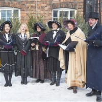 Dickens Christmas at Portsmouth Historic Dockyard