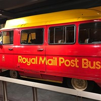 The Postal Museum with Lunch