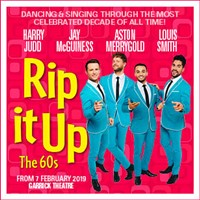 Rip It Up at The Garrick Theatre