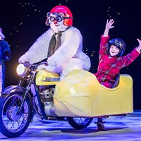 The Snowman @ the Peacock Theatre