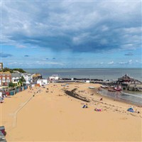 Broadstairs or  Ramsgate