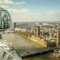 Greenwich Cruise & London Eye