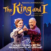 The King & I, New Victoria Theatre, Woking