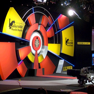 WORLD DARTS CHAMPIONSHIPS -
