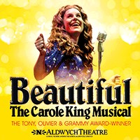 Beautiful at the New Victoria Theatre, Woking