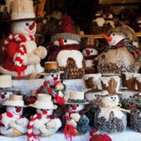 Salisbury Christmas Market and shopping