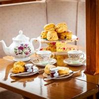 William Morris & Epping Forest & Cream Tea Cruise
