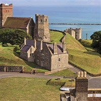 Dover Castle and Wartime Tunnels