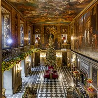 Chatsworth House & Haddon Hall at Christmas