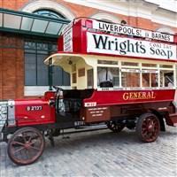 London Transport Museum WC