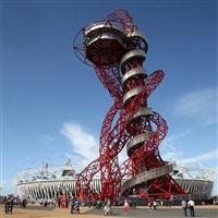 ArcelorMittal Orbit & Cream Tea