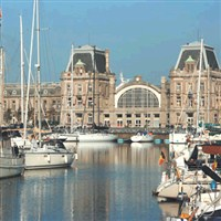 Ostend by Ferry