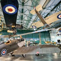 RAF Museum, Hendon, London WC