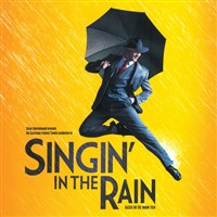 Singing in the Rain at The Mayflower