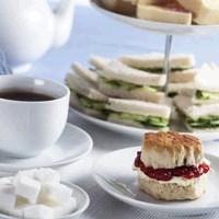 Afternoon Tea at the Waldorf