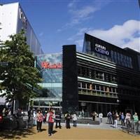 London Westfield Stratfiord  Shopping  Centre