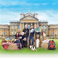 Countryfile Live at Blenheim Palace .