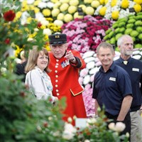 Chelsea Flower Show (Coach Fare Only)