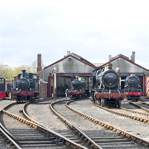 The Didcot Railway Centre.