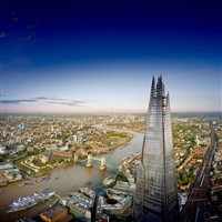 The Shard & Afternoon Tea on the River Thames