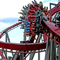 Thorpe Park (Coach Only)