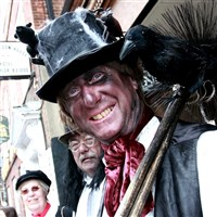 Dickensian Xmas Festival at Rochester