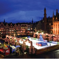Bruges Christmas Market Breaks.Shopping Trips Christmas Shopping Day Trips To The
