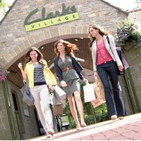 Clarks Village Shopping Outlet or Wells