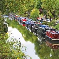 Waterways of London