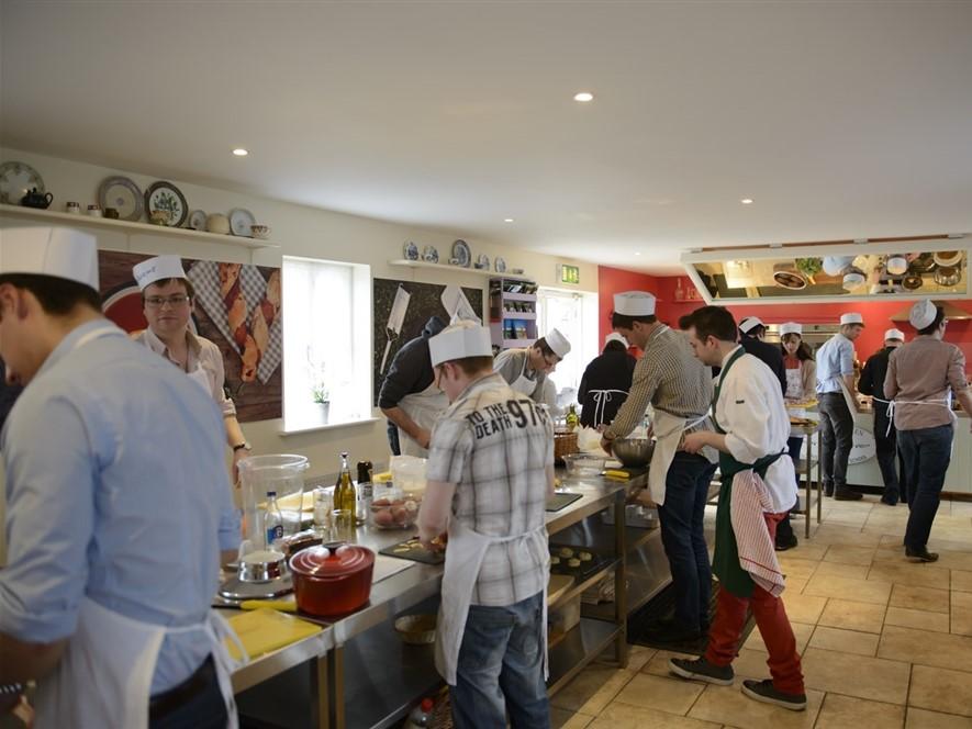 ©Ballyknocken Cookery School