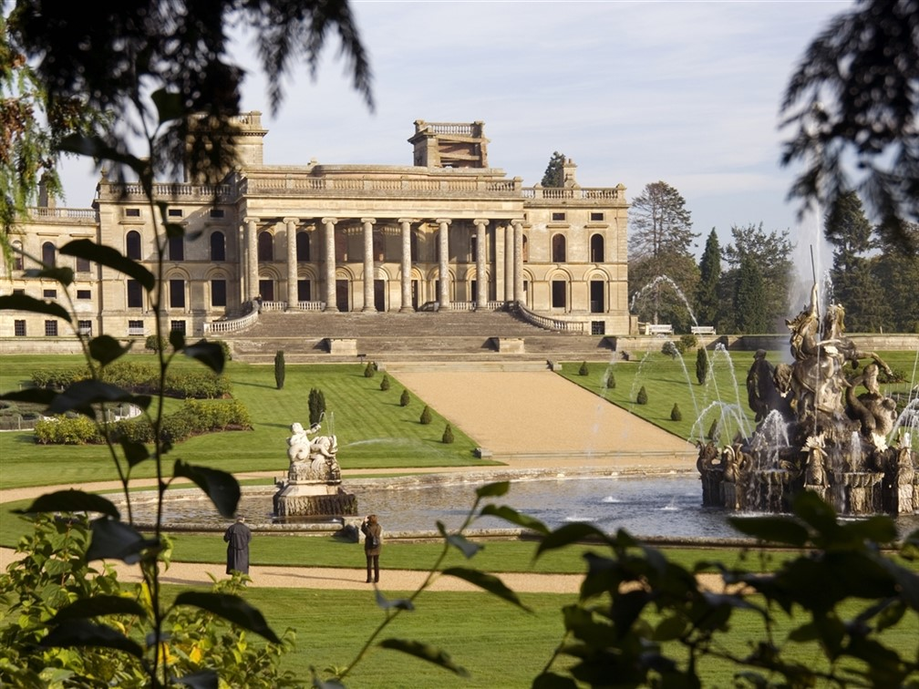 © English Heritage Witley Court
