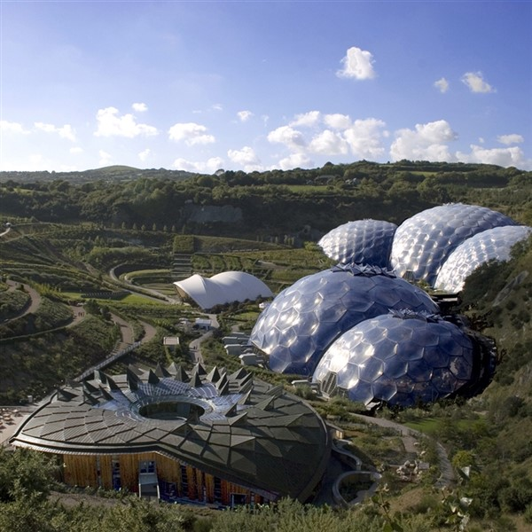 The Eden Project ©theedenprojec