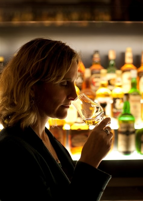 ©The Scotch Whisky Experience-Collection close up