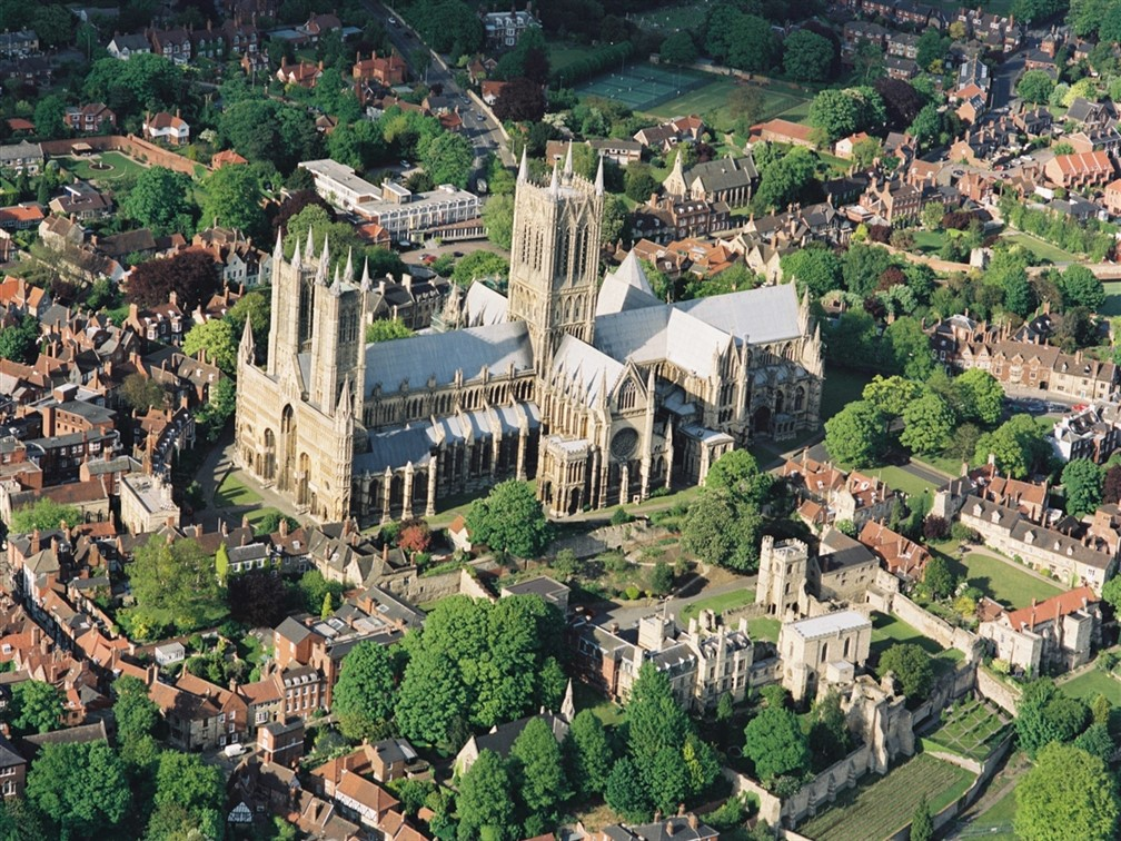 © Visit Lincoln - Lincoln Cathedral