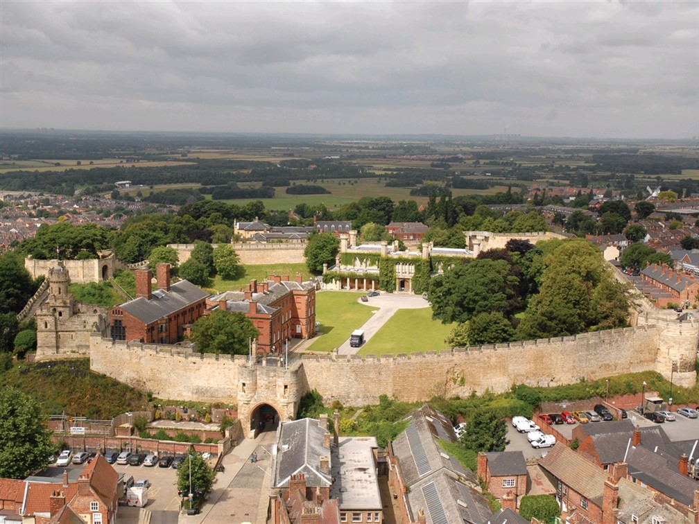 © Visit Lincoln - Lincoln Castle