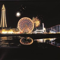 Blackpool Illuminations & Blackpool Tower Ballroom