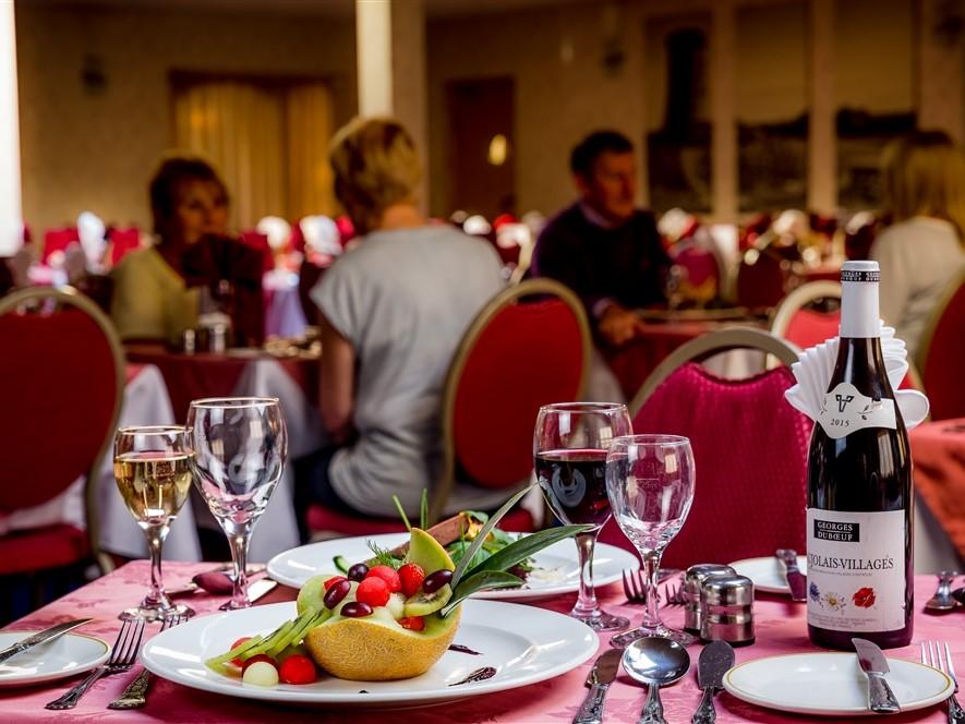 Mayfair Hotel Dining
