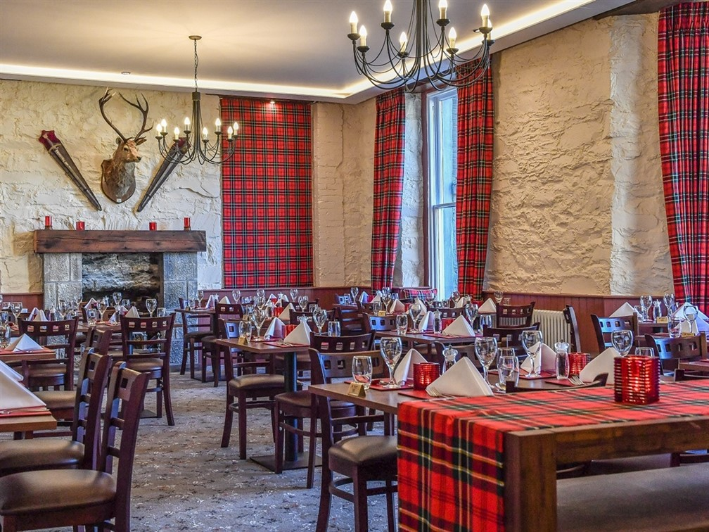 Fishers Hotel Castle Restaurant
