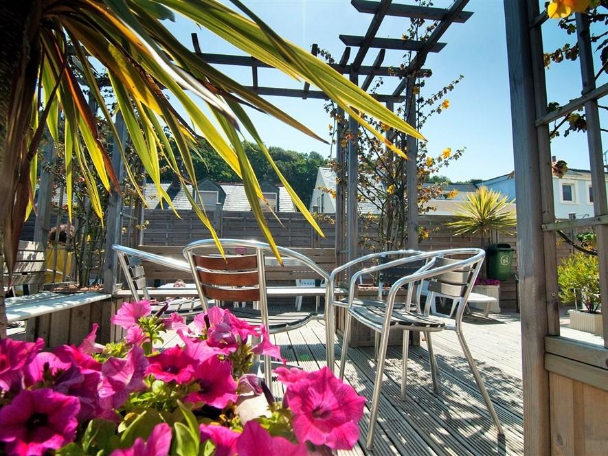 Mayfair Hotel Sun Terrace